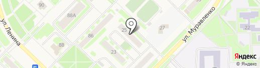 Роспотребнадзор на карте Муравленко