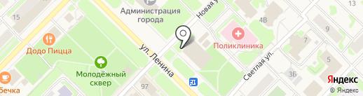 Эколого-краеведческий музей города Муравленко на карте Муравленко