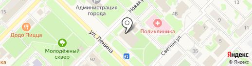 Отдел по делам архивов на карте Муравленко