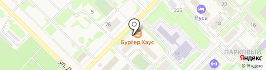 ТАКЭ на карте Муравленко