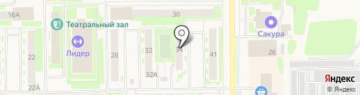 УФК на карте Муравленко