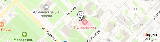 Здоровье на карте Муравленко