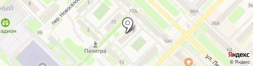 УФМС на карте Муравленко