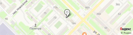 Новый Взгляд на карте Муравленко