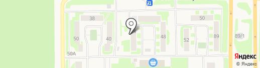 Центр социального обслуживания населения в муниципальном образовании г. Муравленко на карте Муравленко