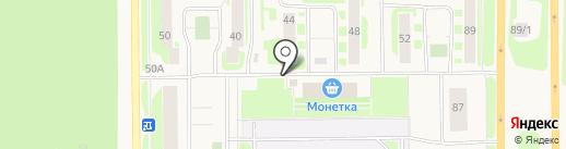 Рыбный мир на карте Муравленко