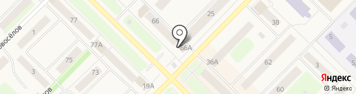 Страховой центр на карте Муравленко