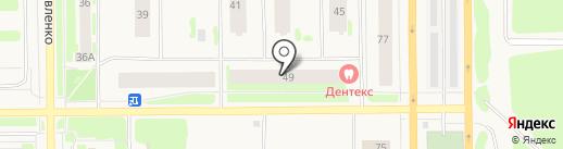 Комфорт на карте Муравленко