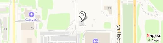 Единый центр страхования на карте Муравленко