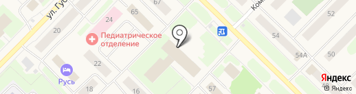 Украина на карте Муравленко