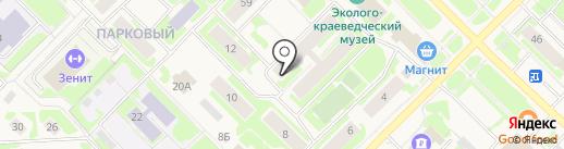 Гармония на карте Муравленко