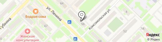 Бригадир89 на карте Муравленко