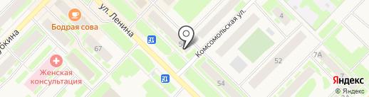 ГастрономЪ мини на карте Муравленко
