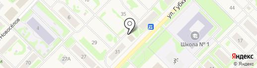 Маркет24 на карте Муравленко