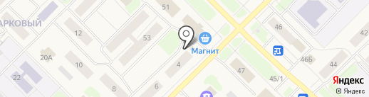 Нотариус Демкина И.М. на карте Муравленко