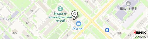 Банкомат, ХАНТЫ-МАНСИЙСКИЙ БАНК на карте Муравленко