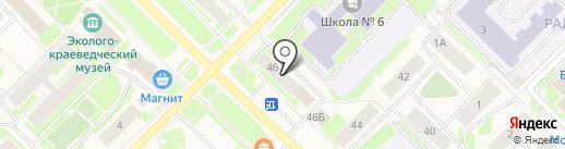 ИФНС на карте Муравленко