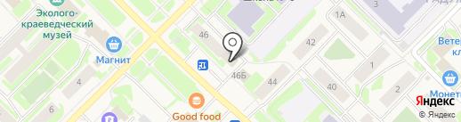 Межрайонная инспекция Федеральной налоговой службы России №5 по Ямало-Ненецкому автономному округу на карте Муравленко
