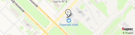 Домовой на карте Муравленко