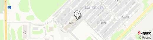 Копи-Сервис на карте Муравленко