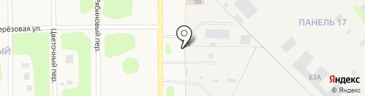 Партнер на карте Муравленко