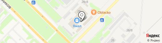 Городской Компьютерный Центр на карте Муравленко