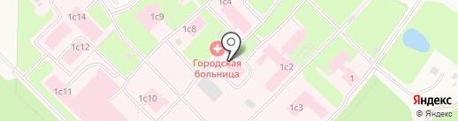 Бюро судебно-медицинской экспертизы на карте Муравленко