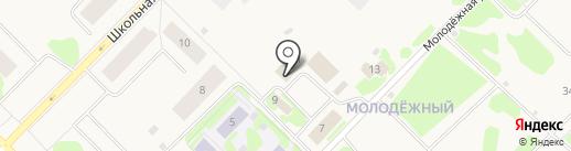 Мастерская по ремонту обуви на карте Муравленко