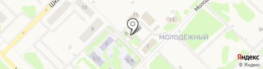 Престиж+ на карте Муравленко
