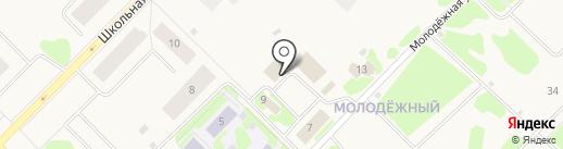 Почтовое отделение №1 на карте Муравленко