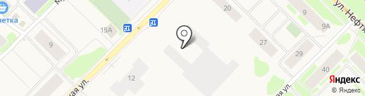 Управление коммунального заказа на карте Муравленко