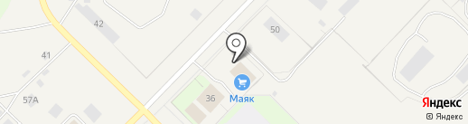 Маяк на карте Муравленко