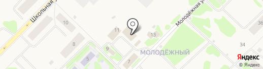 Консур на карте Муравленко