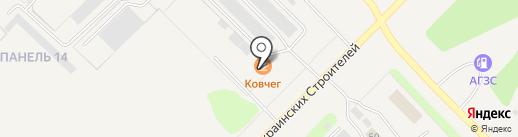 Ковчег на карте Муравленко
