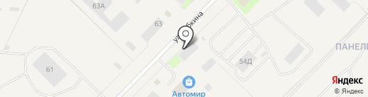Партнеры Ноябрьск на карте Муравленко