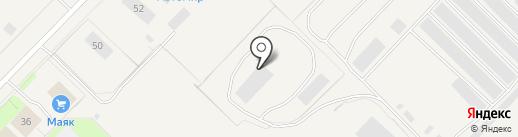 Газстрой-Партнер на карте Муравленко