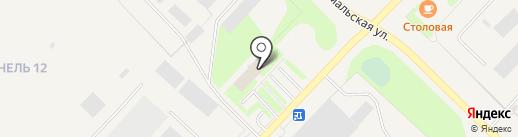 Управление ЖКХ на карте Муравленко