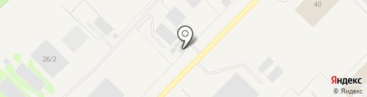 КИТ на карте Муравленко