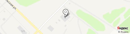 Анжи на карте Муравленко