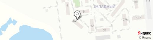 Прометей, ТСЖ на карте Ноябрьска