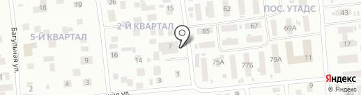 Релакс на карте Ноябрьска