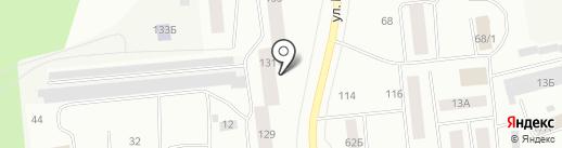 Звезда Ямала, ТСЖ на карте Ноябрьска