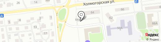 У Макса на карте Ноябрьска