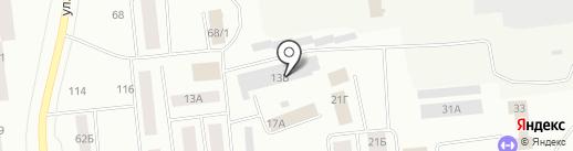 ХИЛОЛ на карте Ноябрьска