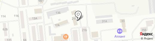 Сапфир-Пром на карте Ноябрьска