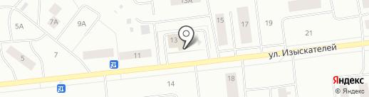 МТС на карте Ноябрьска