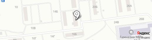 Имидж на карте Ноябрьска