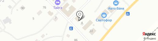 МАГИЯ на карте Ноябрьска
