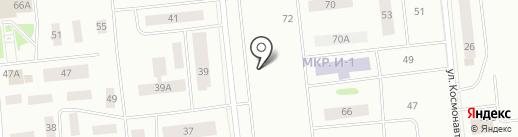 Тюнинг на карте Ноябрьска