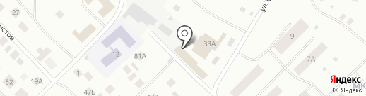 Autopiter на карте Ноябрьска
